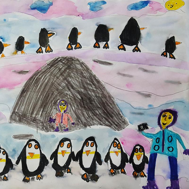 """""""Имам една мечта"""", Киара Кръстева, 7 г., с. Бойково"""