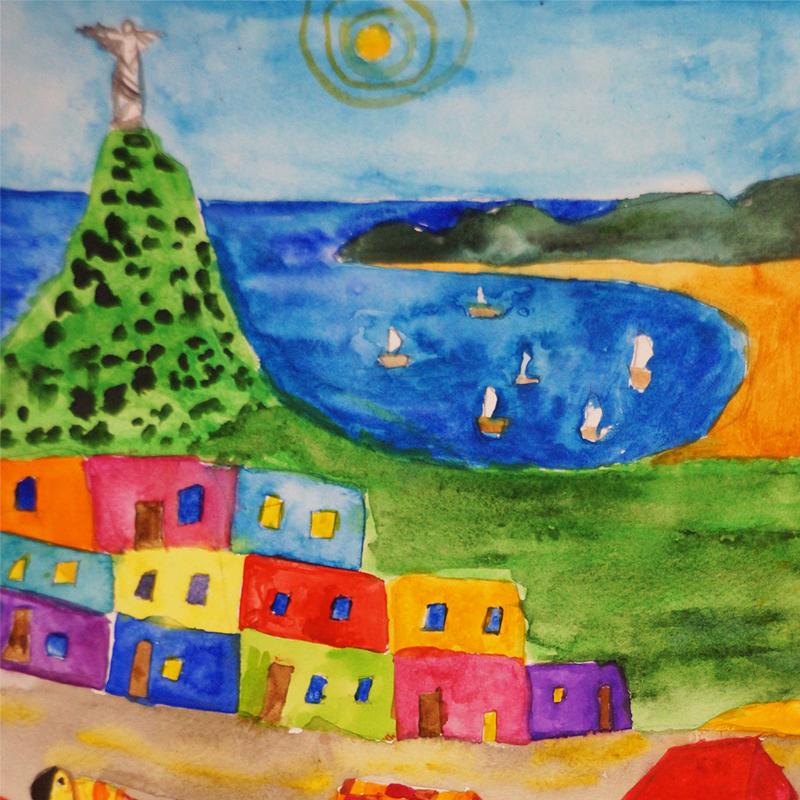 """Рио де Жанейро, Бразилия"", Ая Димитрова, 8 г., Варна"
